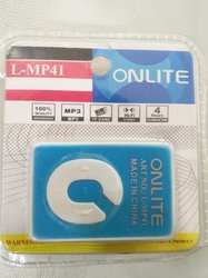 Onllite Onlite iPod Shuffle MP3 Player (With Earphones & Charger)