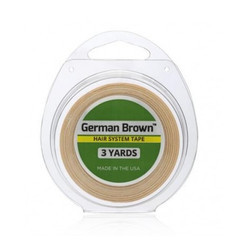 Walker German Brown Liner Tape Roll
