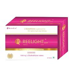 Reelight GSH 1000mg Glutathione Tablet