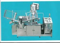 RAHUL Lami Tube Filling Machine, Capacity: 120 Tubes Per Minute, 4.25kw