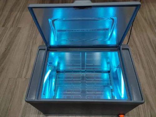 塑料矩形UVC消毒器UV箱UV箱UV消毒器箱,Rs 4500 / piece | Pinkoi  ID(标识号):22389919388