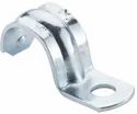 Stainless Steel One Hole Steel Rigid Conduit Strap, For Electric Conducting