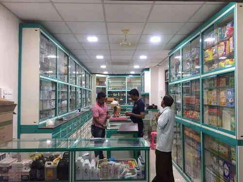 Medical Shop Display Furniture