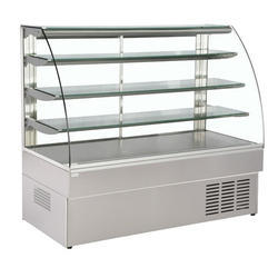 Stainless Steel Designer Display Counters