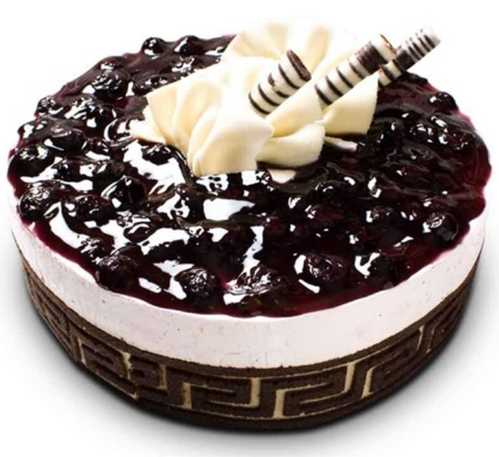 Blueberry Cheese Cake At Rs 1050 Kilogram