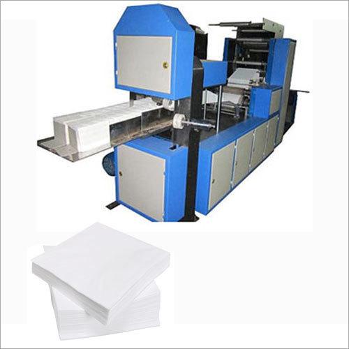 Sanitary Napkin Making Machine - Manually Sanitary Napkin