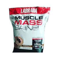 Labrada Muscle Mass Gainer (Gain Weight, Post Workout, 84g Protein, 315g Carbs, Gluten Free, 17g BCAA
