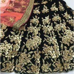 Bridal Embroidered Lehenga