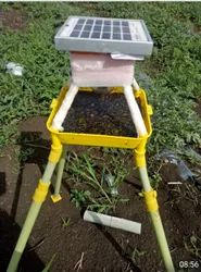Solar Insect Killer With Adjustable Stand