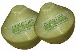 Tender coconut Trimmed