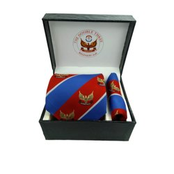 Tie with Handkerchief Set