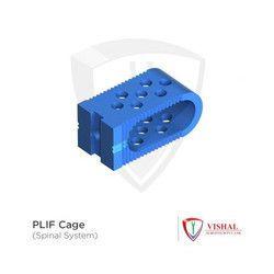 Titanium Plif Cage