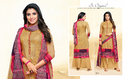 Cotton Printed Plazzo Salwar Kameez
