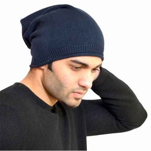 61a928a3732 Men's Fancy Woolen Cap