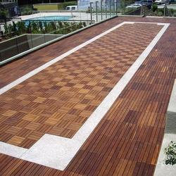 Outdoor Deck Tile