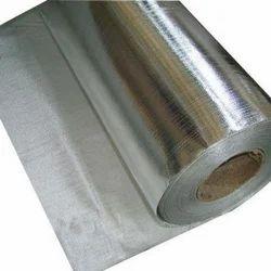 Fiberglass Heat Insulation Laminated Aluminum Foil 18oz 1.5mm