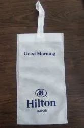 News Paper Bag with Handle