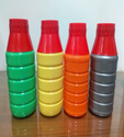 PET GLYPHO PLASTIC BOTTLES