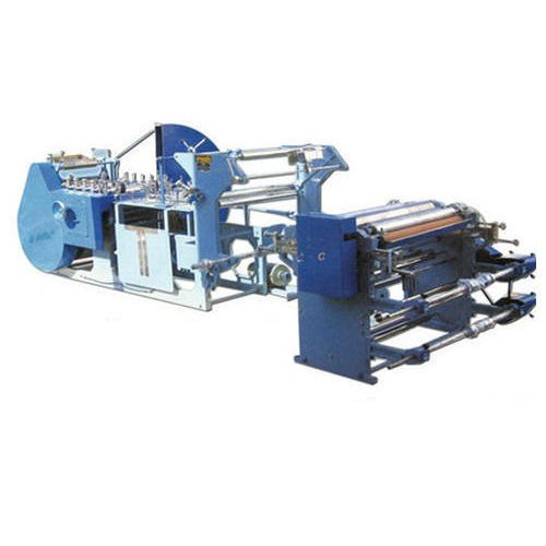 Unick Industries Automatic Shopping Bag Making Machine