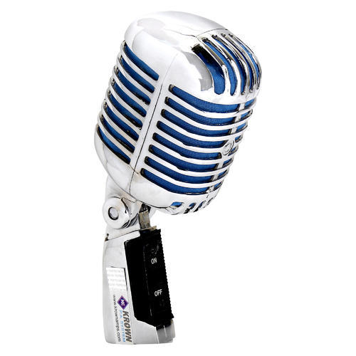 Vintage Series Retro Style Microphone Gm 01(shure Look) Best For  Videoshoots / Youtube