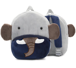 Elephant Kids Backpack Bags