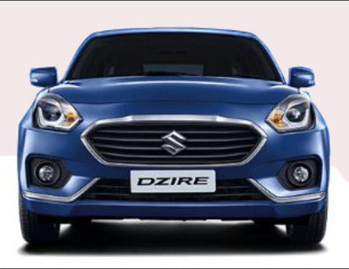 blue maruti suzuki dzire car rs 625583 piece cars india. Black Bedroom Furniture Sets. Home Design Ideas