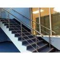 Steel Staircase Railing