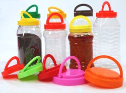 Plastic Handle Jar Cap