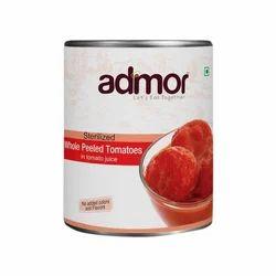 Canned Whole Peeled Tomatoes Juice