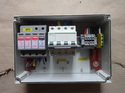 10kw 1 In 1 Out Acdb, Type-2 40ka Ac Spd, Voltage: 415