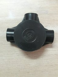 Black Surface Junction JJI, for Electric Fitting