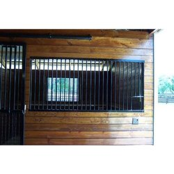 Modern Rectangle Fabricated Structure Window