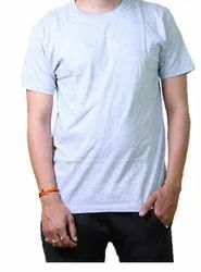 5ba7d40be5d3d0 3/4 Sleeve Charcoal Shrug With Attached Tee Panel Mens T-Shirt, Rs ...