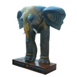 Welcome Elephant Statue