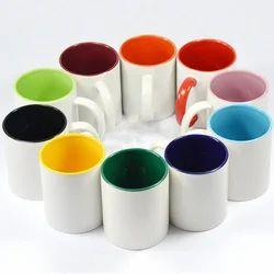 Ceramic Colored Mugs