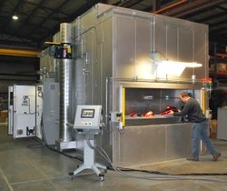 Chemical Annealing Oven
