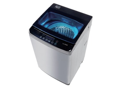 Silver And Black Top Loading Lloyd Washing machine Fully Automatic 8.0 Kg, Capacity: 8 Kg