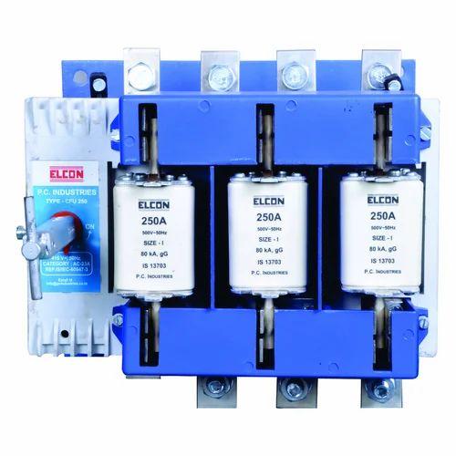 Switch Disconnector Fuse Unit Manufacturer From Gandhinagar