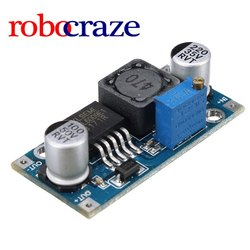 Robocraze Xl6009 DC Adjustable Step Up Boost Power Converter Module