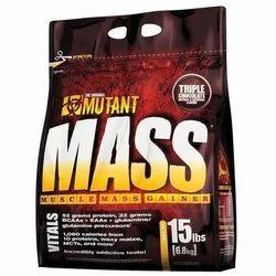 Mutant Muscle Mass Gainer, 6.8kgs