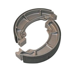 Cast Iron Suzuki Gixxer Brake Shoe, Packaging Type: Box