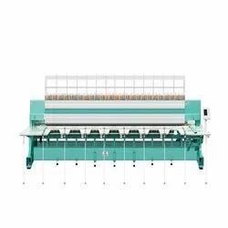 Super Multi Head Lace Embroidery Machine