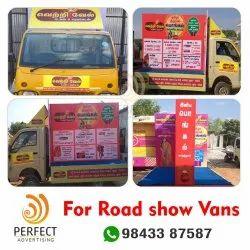 Road Show Van, TN