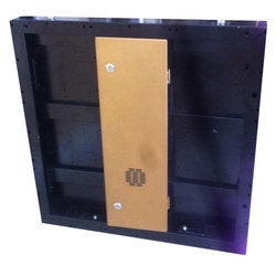 Indoor Rental LED Cabinets 768 by 768 blank