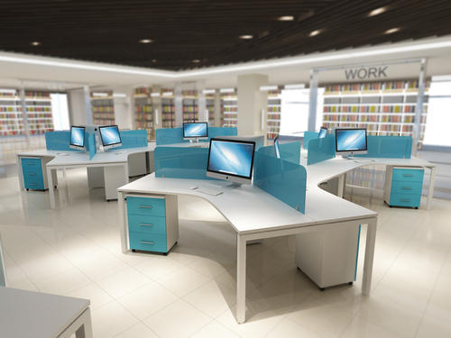 Figo Open Office Seating Workstation