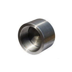 Threaded Steel Cap