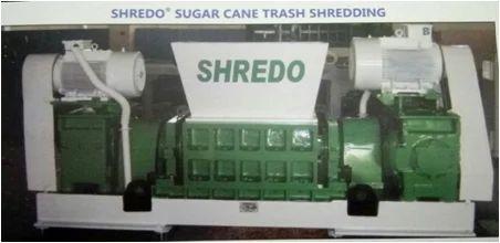 M770 Sugar Cane Trash Shredder