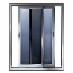 2 Track Aluminium Sliding Door
