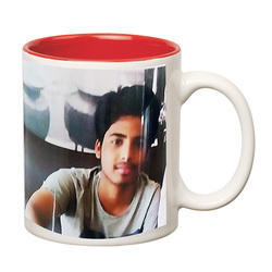 Colour Mug Printing Service