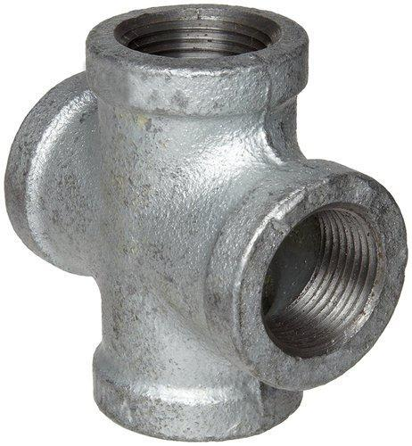 CI Cross Pipe Fittings